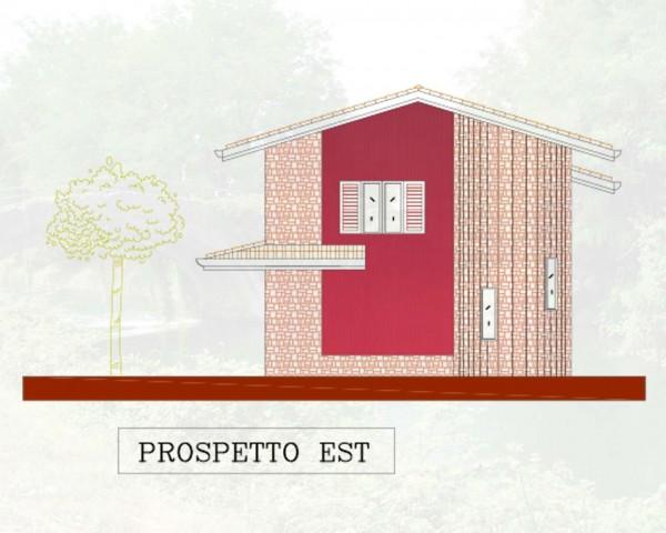 Villa in vendita a Cassano d'Adda, Naviglio, Con giardino, 250 mq - Foto 5