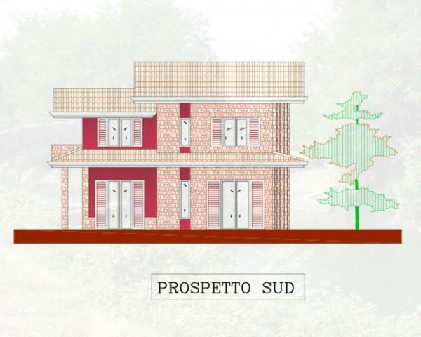 Villa in vendita a Cassano d'Adda, Naviglio, Con giardino, 250 mq - Foto 6