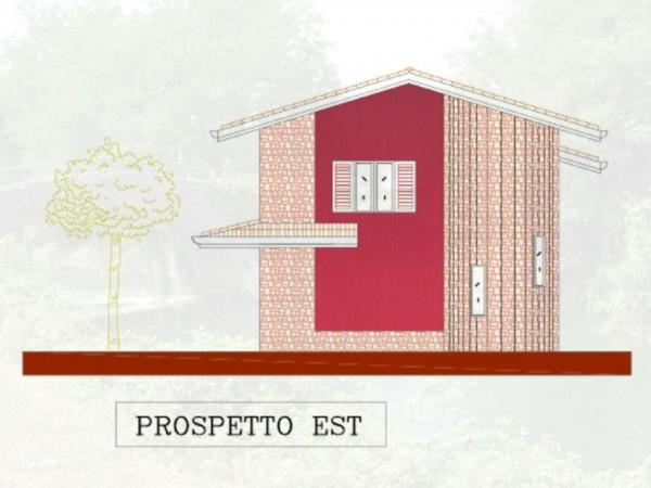 Villa in vendita a Cassano d'Adda, Naviglio, Con giardino, 250 mq - Foto 10