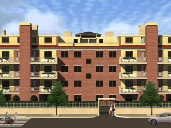 Appartamento in vendita a Roma, Monte Stallonara, Con giardino, 58 mq