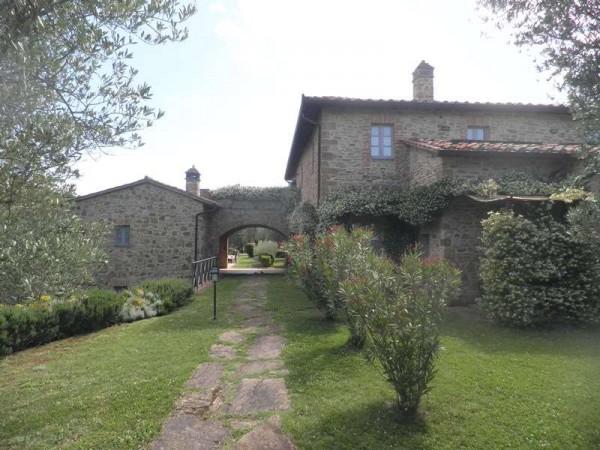 Rustico/Casale in vendita a Piegaro, Ierna, Con giardino, 110 mq