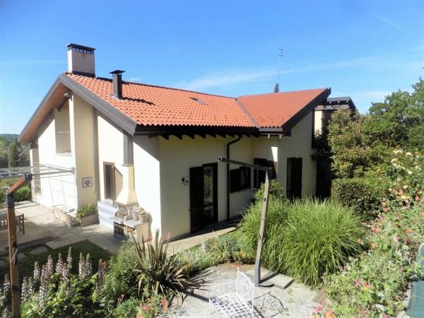 Casa indipendente in vendita a Crosio della Valle, Parco, 342 mq - Foto 5