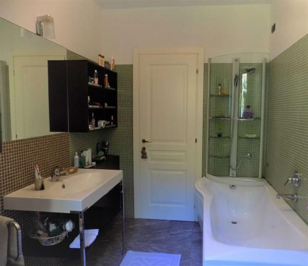 Casa indipendente in vendita a Crosio della Valle, Parco, 342 mq - Foto 11