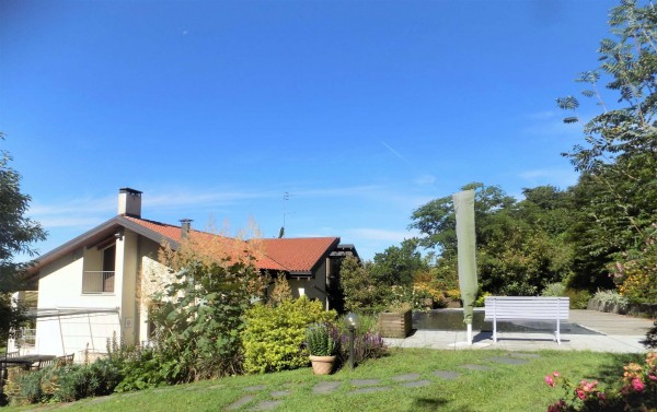 Casa indipendente in vendita a Crosio della Valle, Parco, 342 mq - Foto 6
