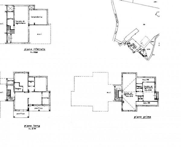 Casa indipendente in vendita a Crosio della Valle, Parco, 342 mq - Foto 2