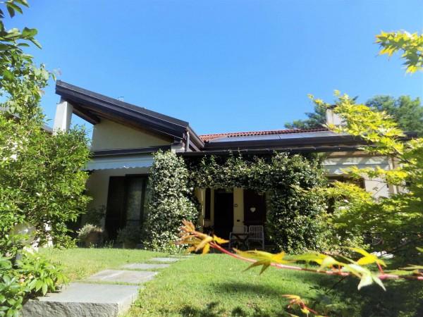 Casa indipendente in vendita a Crosio della Valle, Parco, 342 mq - Foto 12