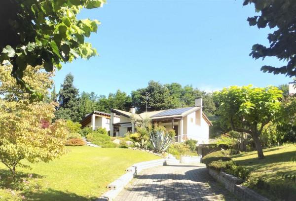 Casa indipendente in vendita a Crosio della Valle, Parco, 342 mq - Foto 1