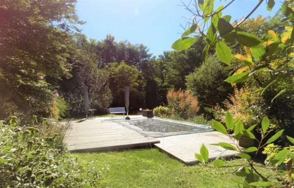 Casa indipendente in vendita a Crosio della Valle, Parco, 342 mq - Foto 7