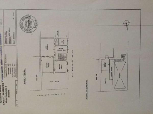Negozio in vendita a Brescia, Centr Storico Pregiato, 150 mq - Foto 3