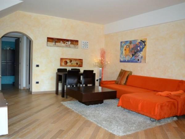 Villetta a schiera in vendita a Predappio, Fiumana, Arredato, con giardino, 140 mq - Foto 24
