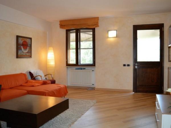 Villetta a schiera in vendita a Predappio, Fiumana, Arredato, con giardino, 140 mq