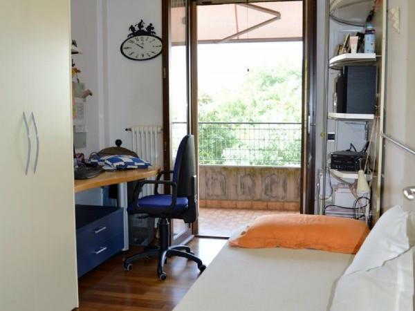 Villetta a schiera in vendita a Predappio, Fiumana, Arredato, con giardino, 140 mq - Foto 11