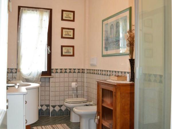 Villetta a schiera in vendita a Predappio, Fiumana, Arredato, con giardino, 140 mq - Foto 10