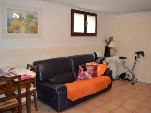 Villetta a schiera in vendita a Predappio, Fiumana, Arredato, con giardino, 140 mq - Foto 4