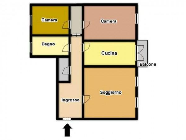 Appartamento in vendita a Brescia, 90 mq - Foto 3