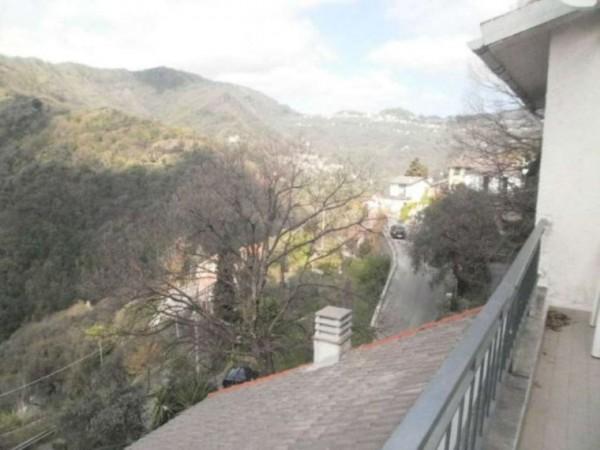 Villa in vendita a Avegno, Salto, Con giardino, 205 mq - Foto 8