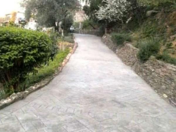 Villa in vendita a Avegno, Salto, Con giardino, 205 mq - Foto 34