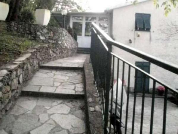 Villa in vendita a Avegno, Salto, Con giardino, 205 mq - Foto 52