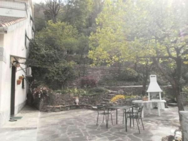 Villa in vendita a Avegno, Salto, Con giardino, 205 mq - Foto 40