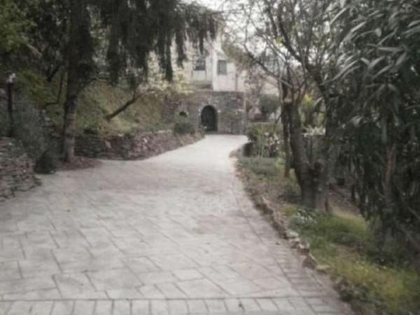 Villa in vendita a Avegno, Salto, Con giardino, 205 mq