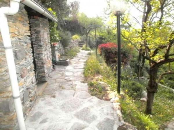 Villa in vendita a Avegno, Salto, Con giardino, 205 mq - Foto 47