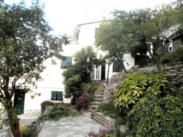Villa in vendita a Avegno, Salto, Con giardino, 205 mq - Foto 54