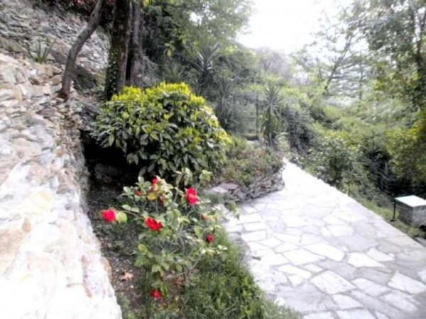 Villa in vendita a Avegno, Salto, Con giardino, 205 mq - Foto 42