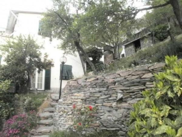 Villa in vendita a Avegno, Salto, Con giardino, 205 mq - Foto 55