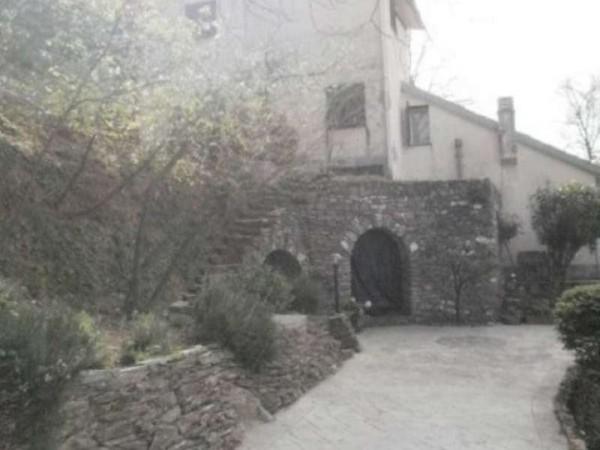 Villa in vendita a Avegno, Salto, Con giardino, 205 mq - Foto 57