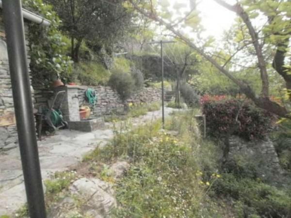 Villa in vendita a Avegno, Salto, Con giardino, 205 mq - Foto 37