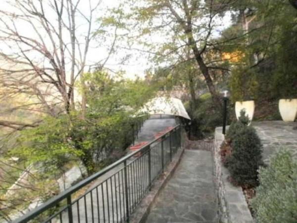 Villa in vendita a Avegno, Salto, Con giardino, 205 mq - Foto 49