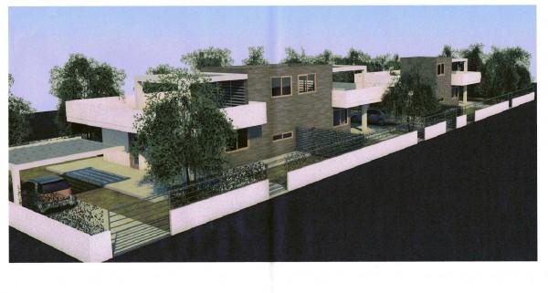 Villa in vendita a Triggiano, Via Pirelli Angolo Via Oberdan, Con giardino, 105 mq