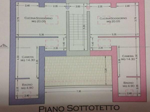 Rustico/Casale in vendita a Cannara, 450 mq - Foto 2