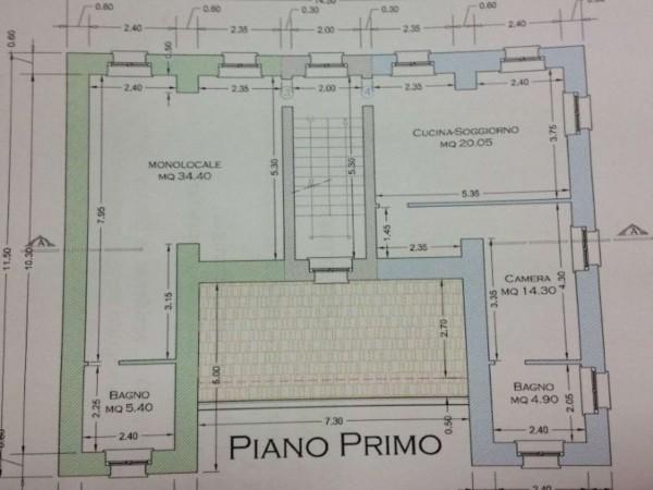 Rustico/Casale in vendita a Cannara, 450 mq - Foto 3