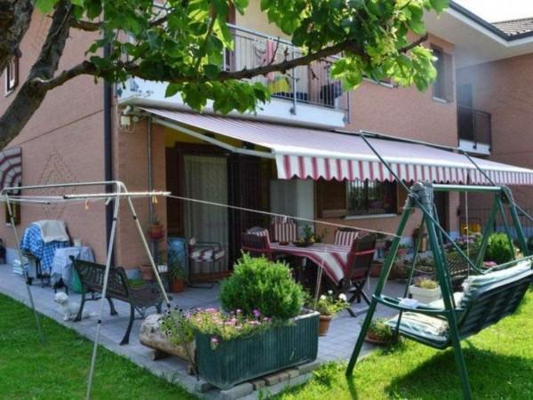 Appartamento in vendita a San Maurizio Canavese, Arredato, con giardino, 118 mq - Foto 23