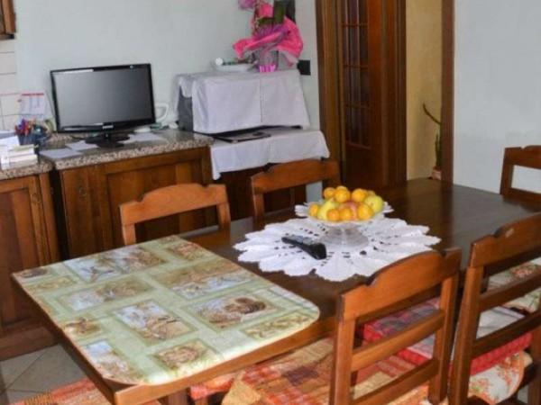 Appartamento in vendita a San Maurizio Canavese, Arredato, con giardino, 118 mq - Foto 2