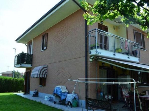 Appartamento in vendita a San Maurizio Canavese, Arredato, con giardino, 118 mq - Foto 21
