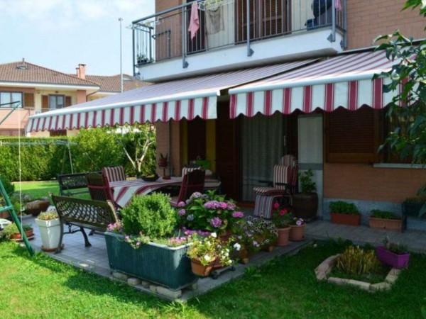 Appartamento in vendita a San Maurizio Canavese, Arredato, con giardino, 118 mq - Foto 19