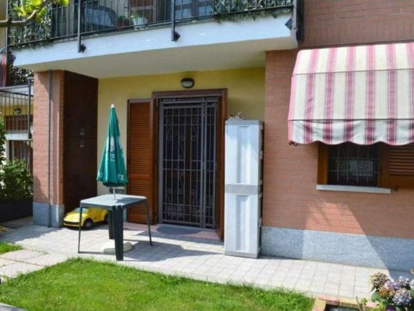 Appartamento in vendita a San Maurizio Canavese, Arredato, con giardino, 118 mq - Foto 5