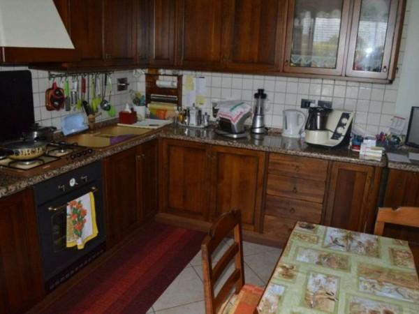 Appartamento in vendita a San Maurizio Canavese, Arredato, con giardino, 118 mq - Foto 6