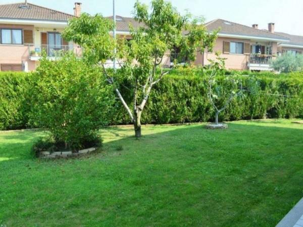Appartamento in vendita a San Maurizio Canavese, Arredato, con giardino, 118 mq - Foto 17