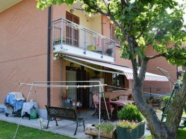 Appartamento in vendita a San Maurizio Canavese, Arredato, con giardino, 118 mq - Foto 22