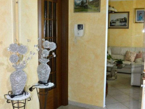 Appartamento in vendita a San Maurizio Canavese, Arredato, con giardino, 118 mq - Foto 13