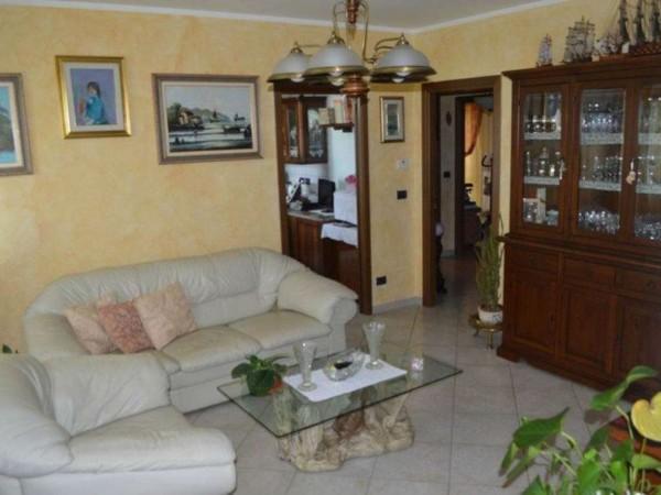 Appartamento in vendita a San Maurizio Canavese, Arredato, con giardino, 118 mq - Foto 12