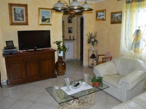 Appartamento in vendita a San Maurizio Canavese, Arredato, con giardino, 118 mq - Foto 16