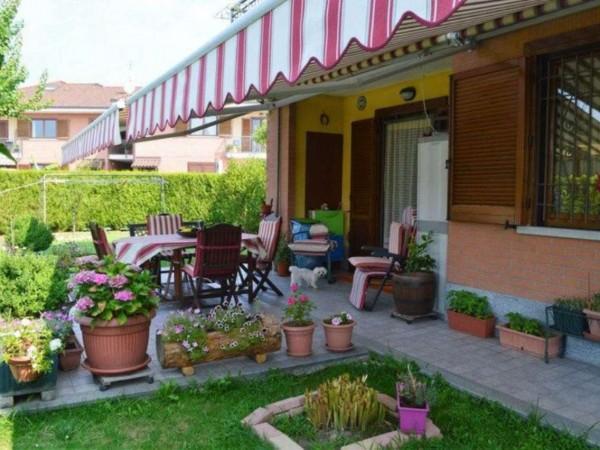 Appartamento in vendita a San Maurizio Canavese, Arredato, con giardino, 118 mq - Foto 20