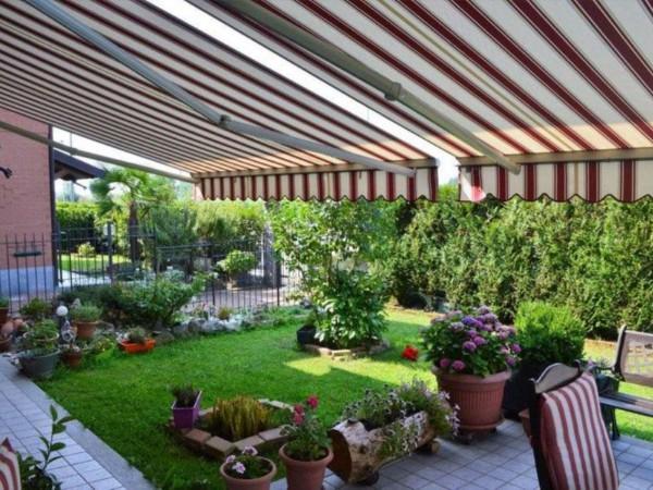 Appartamento in vendita a San Maurizio Canavese, Arredato, con giardino, 118 mq - Foto 18