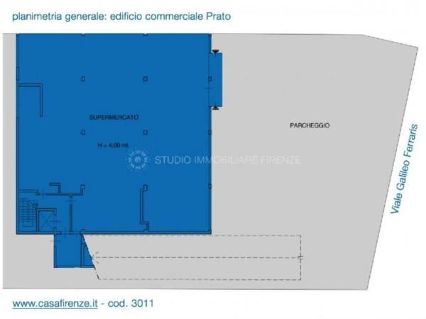 Locale Commerciale  in vendita a Prato, 1640 mq - Foto 6
