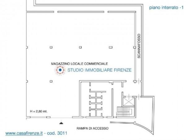 Locale Commerciale  in vendita a Prato, 1640 mq - Foto 4