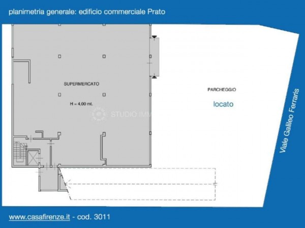 Locale Commerciale  in vendita a Prato, 1640 mq - Foto 17